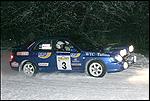 Martin Rauam - Peeter Poom Subarul. Foto: Sergei Larens