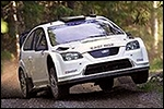 Ford Focus RS WRC 07. Foto: Ford